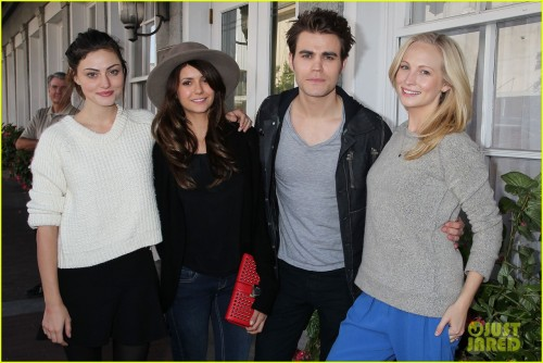Cast Members From The Vampire Diaries at 16th Annual Savannah Film Festival