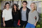 Cast Members From The Vampire Diaries at 16th Annual Savannah Film Festival