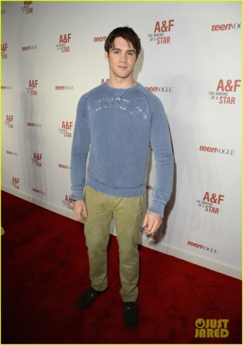 "Abercrombie & Fitch ""The Making of a Star"" Spring Campaign Party - Red Carpet"