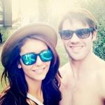 Nina y Steven en Coachella