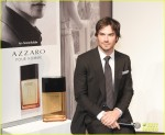 Ian Somerhalder gets dapper for Azzaro
